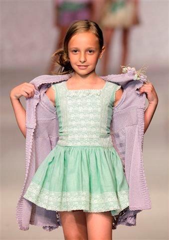 moda infantil espanola