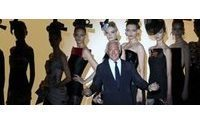 Georgio Armani pays haute-couture homage to Japan