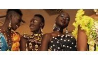 The bright side: Ivorian style on show at Dakar fashion week
