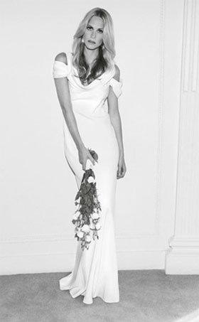 watch c7d88 f34ab Alberta Ferretti: seconda collezione di abiti da sposa ...