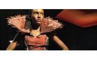 Russian-Ghanaian shows eclectic mix at Dakar Fashion Week