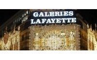 Galeries Lafayette undergoes total renovation