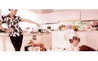 Sarah Jessica Parker estrela editorial de moda com os filhos
