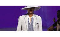 米兰男装周2012春夏:Etro 东方遇到西方