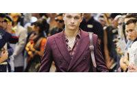 米兰男装周2012春夏:Trussardi 行为艺术