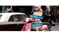 Zappos聘用裸模为品牌造势