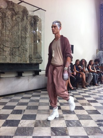 080 Barcelona Fashion, Karlotalaspalas, Manuel Bolaño