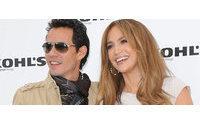 Las colecciones de Jennifer Lopez y Marc Anthony siguen adelante, por separado