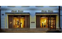 Miu Miu открывает первый бутик в Москве