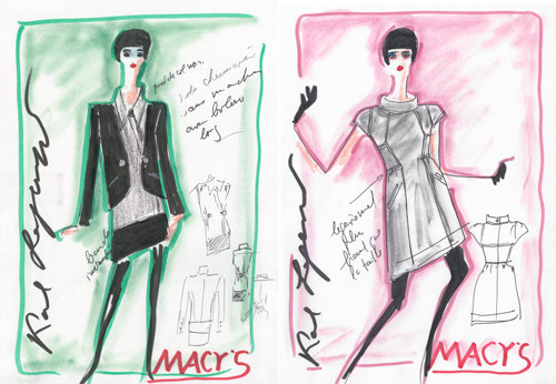 Karl Lagerfeld, Macy's