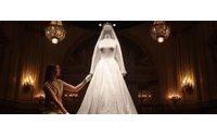 L'abito da sposa di Kate in mostra a Buckingham Palace