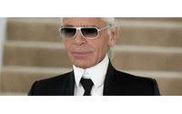 Karl Lagerfeld cria coleção para loja de departamentos