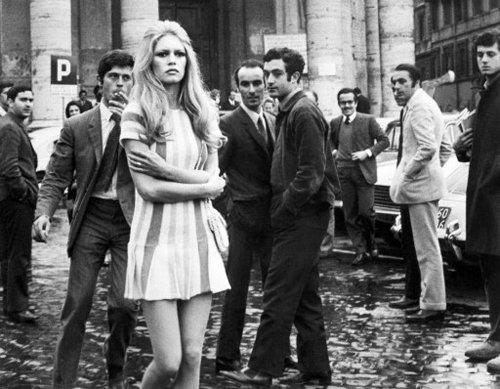 Prêt A Porter Paris, Brigitte Bardot