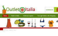 E' online Outlets-in-Italia