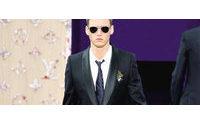 [巴黎男装周2012春夏]Louis Vuitton 英俊少年
