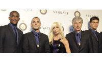 Versace viste al Inter de Milán