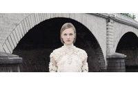 [巴黎高级订制时装周2011/12秋冬]Givenchy 纯粹轻盈