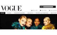 Neuer Webauftritt für Vogue