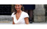 Loja britânica venderá cópia do vestido de Pippa Middleton