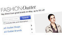 Ebay to launch Fashion Outlet in the US