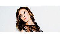 Ali, la hermana de Lindsay Lohan, se mete a modelo