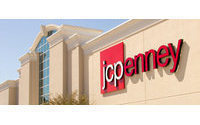Penney holiday sales up modestly; liquidity at $2 billion