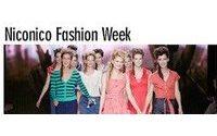 ニコニコファッションウィーク開催 世界3都市のショーを毎日配信