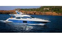 Выставка яхт и предметов роскоши