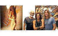 Donna Karan und Hugh Jackman werben für das «Sorry»