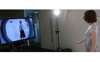 Razorfish создала виртуальную примерочную
