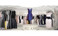 Dice Kayek, Galeries Lafayette'te pop-up store açıyor
