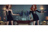 Lanvin-Models tanzen zu Pitbull