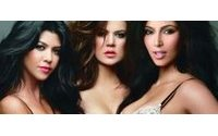 Annie Leibovitz fotografa irmãs Kardashian de lingerie