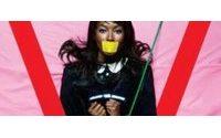 Naomi aparece amordaçada em capa de revista e gera polêmica