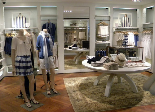 club monaco plans to open 100 stores in europe news. Black Bedroom Furniture Sets. Home Design Ideas