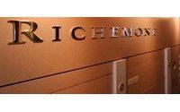 Gruppo Richemont: fatturato in crescita del 29% negli ultimi 5 mesi