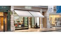 Coach a ouvert sa première boutique européenne à Londres