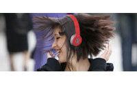 GDS : Zum Schuh den farblich passenden Kopfhörer