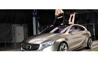 Interview with Terry Richardson on his latest Mercedes-Benz shooting with Jessica Stam