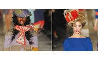 Londoner Modewoche gestartet - Briten setzen auf «Kate-Effekt»
