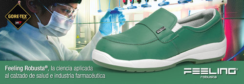 79337a06b7d27 Robusta presenta su web de calzado sanitario - Noticias   Industria ...