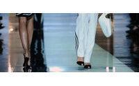 Mode à Milan: sensualité, opulence et joie de vivre post-crise