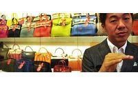 Old luxury handbags get new life in Hong Kong