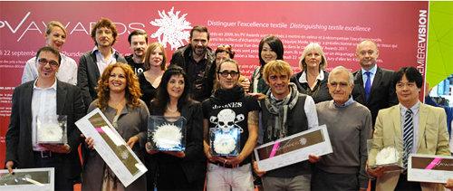 Première Vision, PV Awards