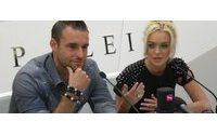 Lindsay Lohan nuovo volto della campagna P/E 2012 di Philipp Plein