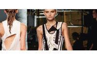 纽约时装周2012春夏系列:都市动感