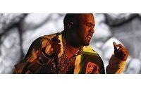 Parigi, l'esordio di Kanye West