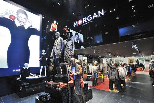 Image result for morgan champs elysées