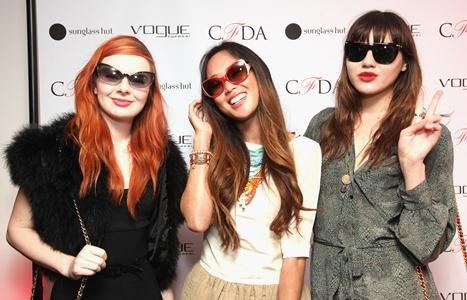 Vogue Eyewear, Luxottica, Designers