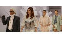 Chanel, exquisito, transporta a su público al fondo alado del mar